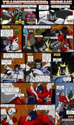 Appreciation by Transformers-Mosaic