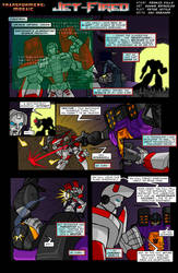 Jet-Fired by Transformers-Mosaic