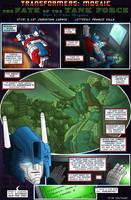 FOTTF - Ultra Magnus by Transformers-Mosaic