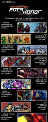 This season, on Bots of Honor by Transformers-Mosaic