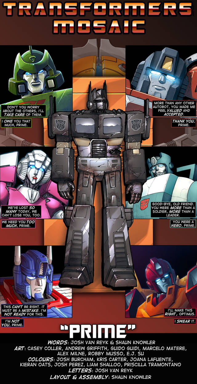 Prime by Transformers-Mosaic