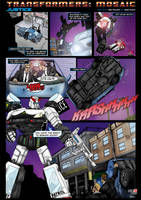 JUSTICE by Transformers-Mosaic