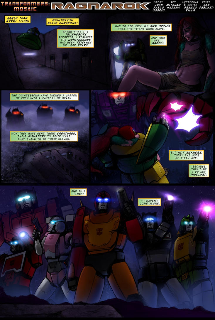 RAGNAROK by Transformers-Mosaic