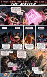 THE MASTER by Transformers-Mosaic