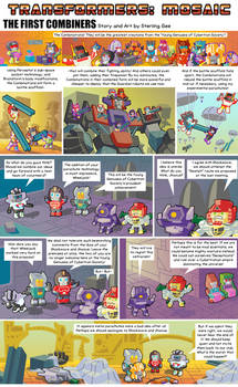 THE FIRST COMBINERS