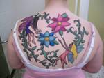 Fairies: A Sharpie Tattoo by bueatiful-failure