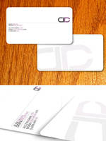 Personal Bussines Card by parafianin