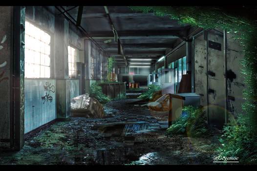 The Last Of Us Backgroun Fanart
