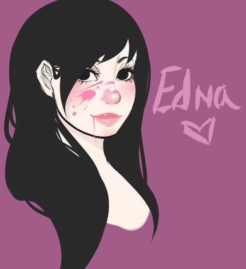 Edna by WonderlandsNightmare