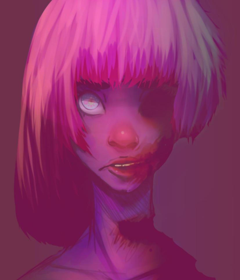 Monster by WonderlandsNightmare