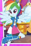 Rainbow dash's anthro