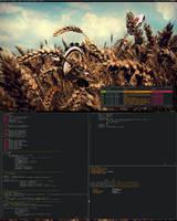 xmonad 7.13.09 by SuperTrain