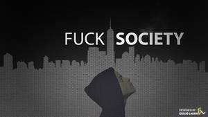 Mr. Robot - F**K SOCIETY
