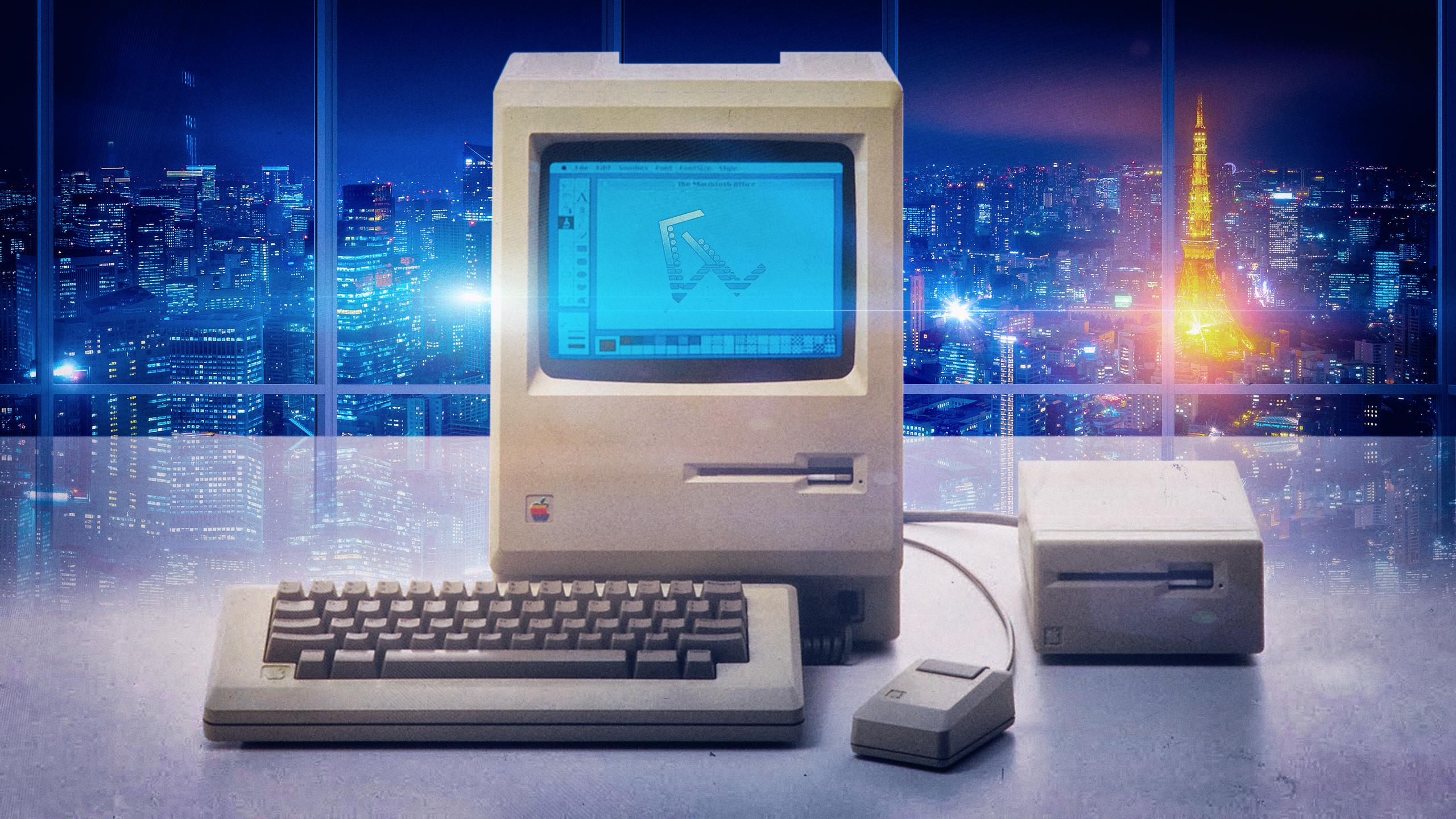 Macintosh + Tokyo