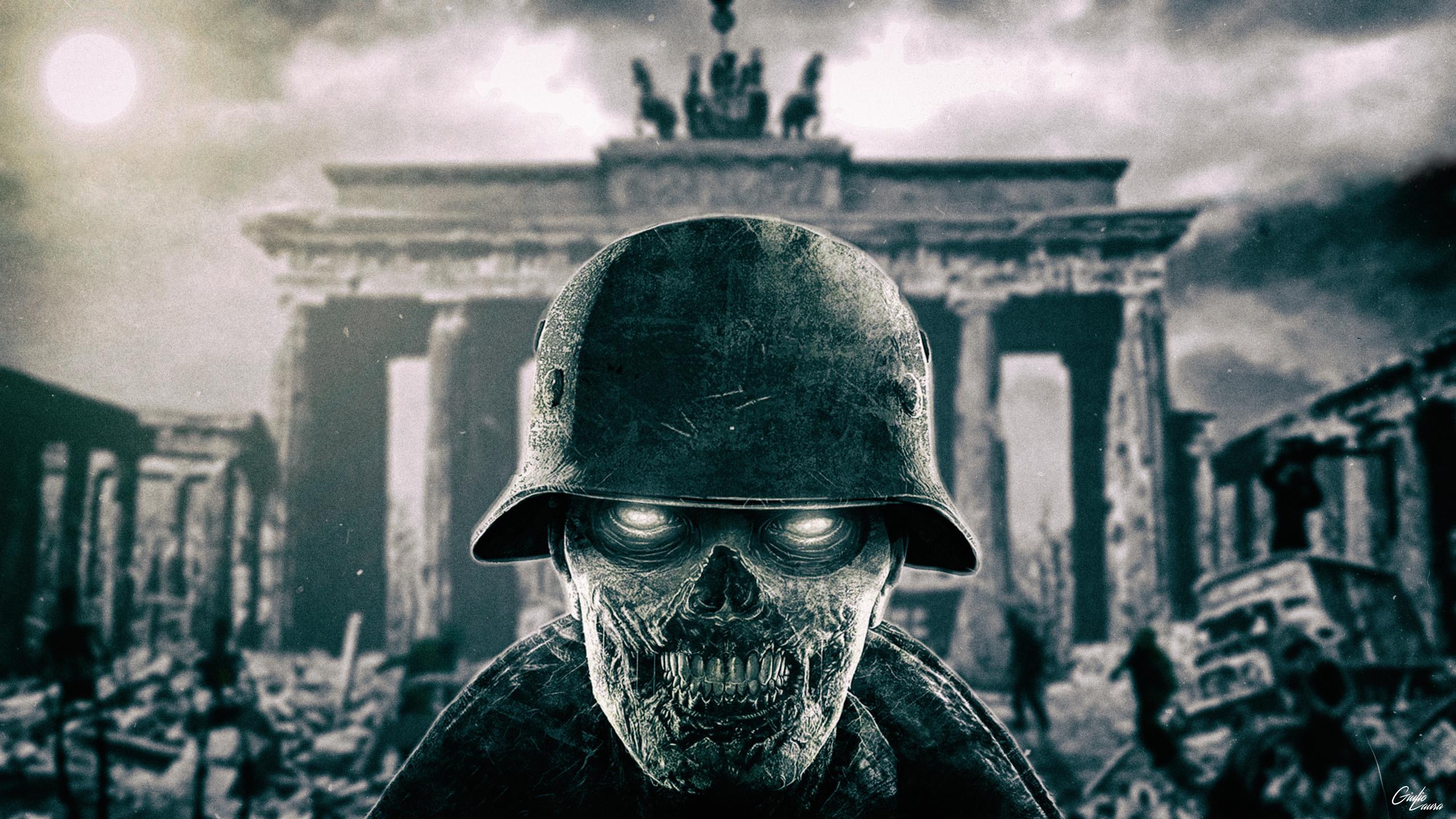 Zombie Army - Fan Art