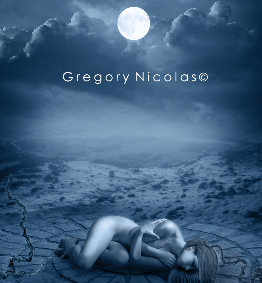 melancholy over night by GregoryNicolas