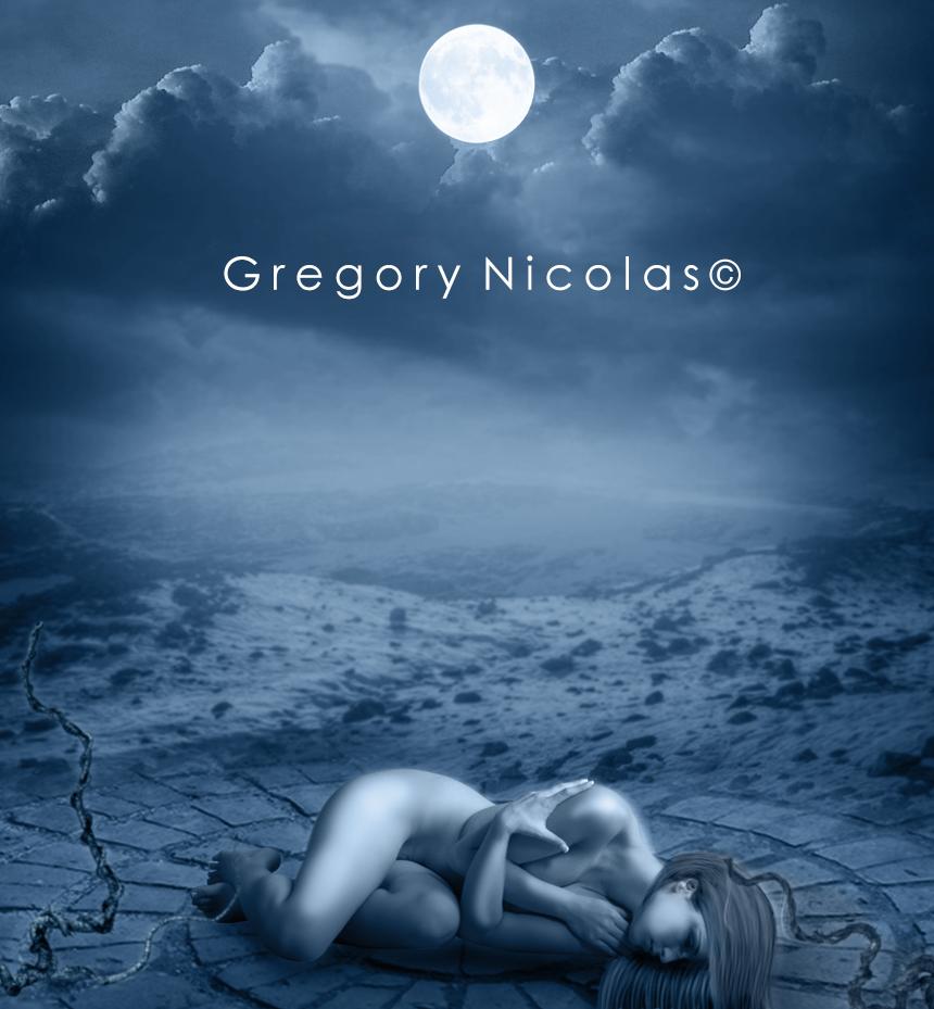 melancholy over night by GregoryNicolas
