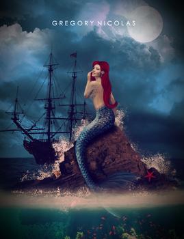 litlle mermaid