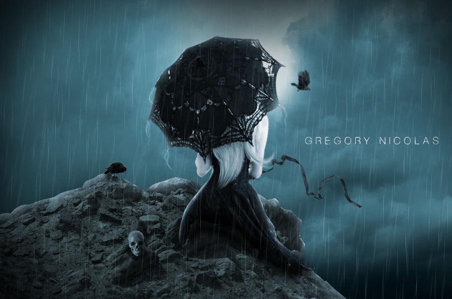 Alone by GregoryNicolas