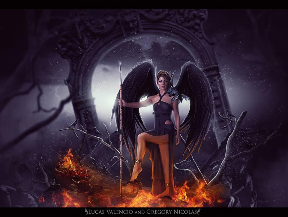 Warrior queen by GregoryNicolas