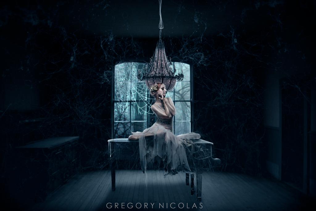 Chandelier by GregoryNicolas