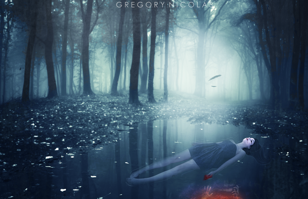 Forgive Me First Love by GregoryNicolas