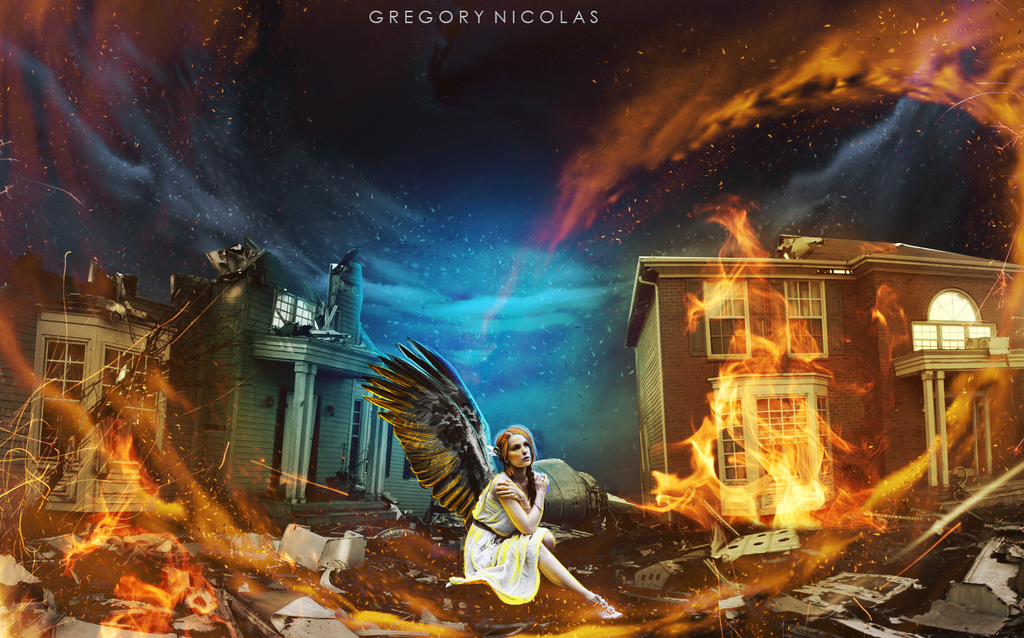 On Fire by GregoryNicolas