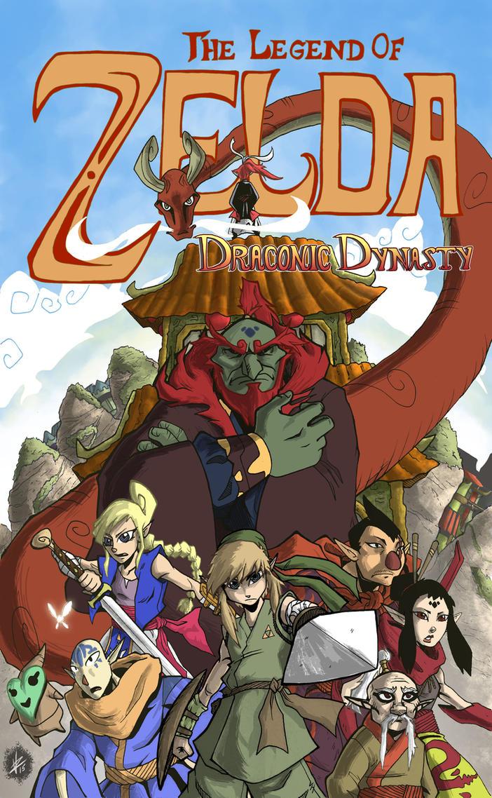 The Legend of Zelda: Draconic Dynasty by BlackArachnid