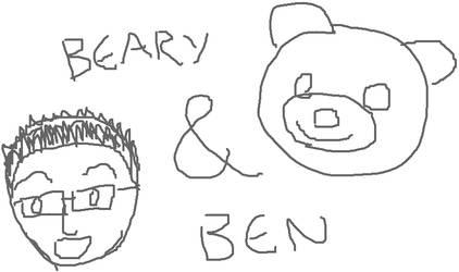 Not Ben + Beary, It's... by Gastrodon