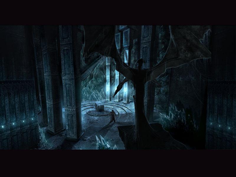 Necrovision underground by Kseronarogu