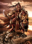Chaos Khorne Lord