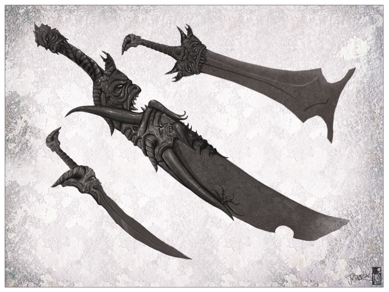 Lucifer's Omniessence Demons_Blade_concept_by_Kseronarogu
