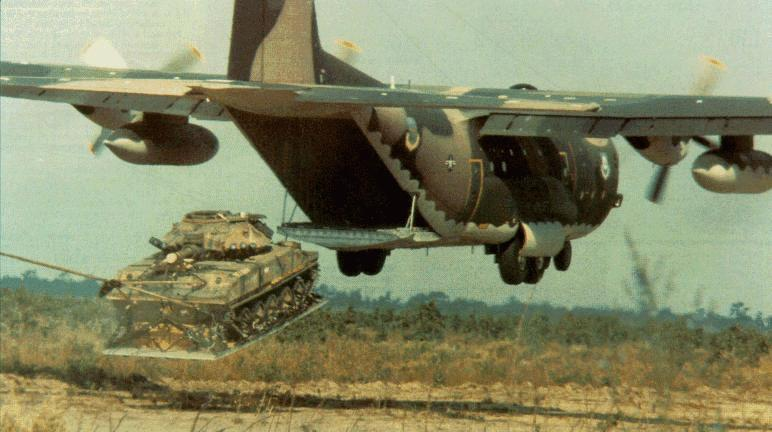 Elicottero C130 : A c tank drop off by lolmanic on deviantart