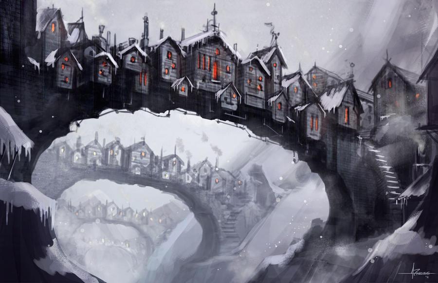 Bridgetown - invierno
