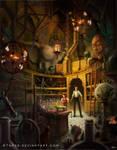 Meeting The Alchemist