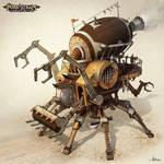 PURE STEAM - Steam Harvester