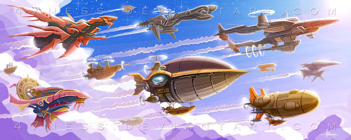 To The SKIES --Final Fantasy--