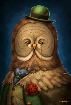 Owl Remus