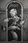 Ardee the Boy Robot