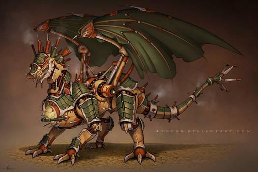 Steam Dragon 2020