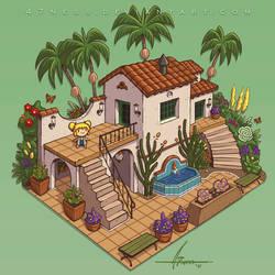 - Casa Romantica -