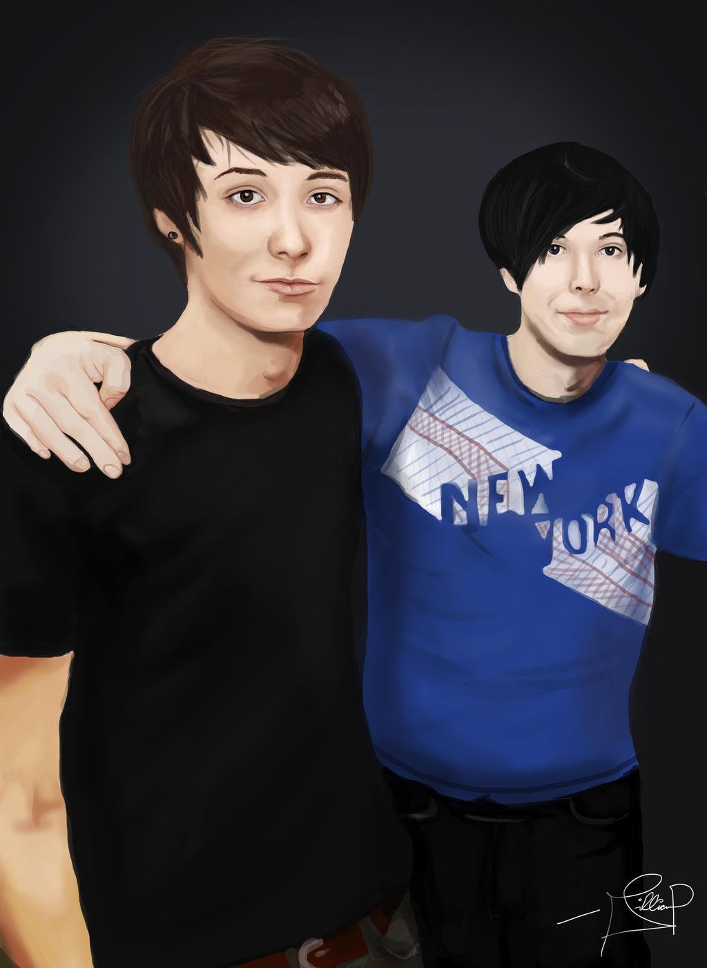 howell dating site Phil lester and daniel howell are living in the same house since 2012 this has led many to believe that they are gay but is it true find out.
