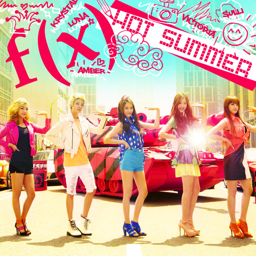 fx - Hot Summer Cover by 0o-Lost-o0 on DeviantArt