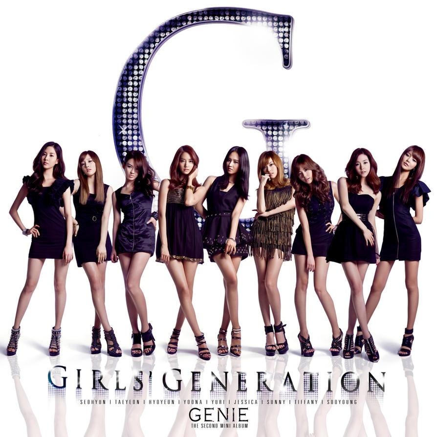 Girls Generation - Genie Cover by 0o-Lost-o0