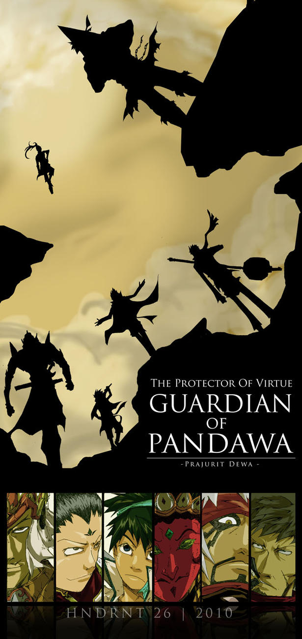 PD: Guardian of Pandawa by HNDRNT26