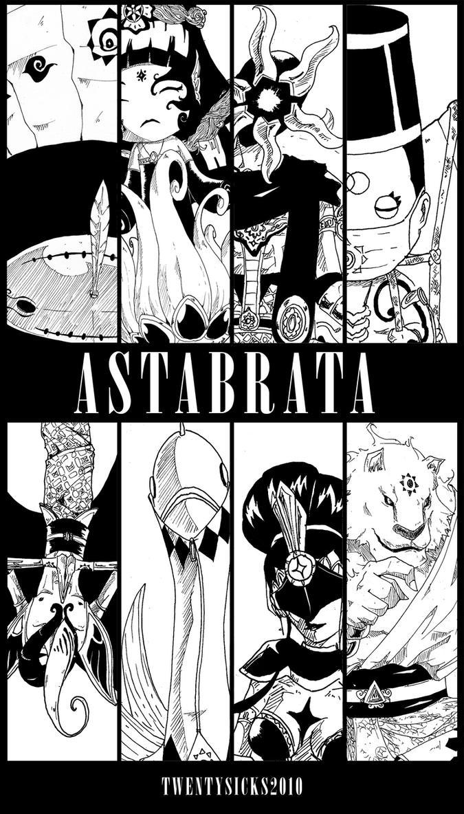 ASTABRATA by HNDRNT26