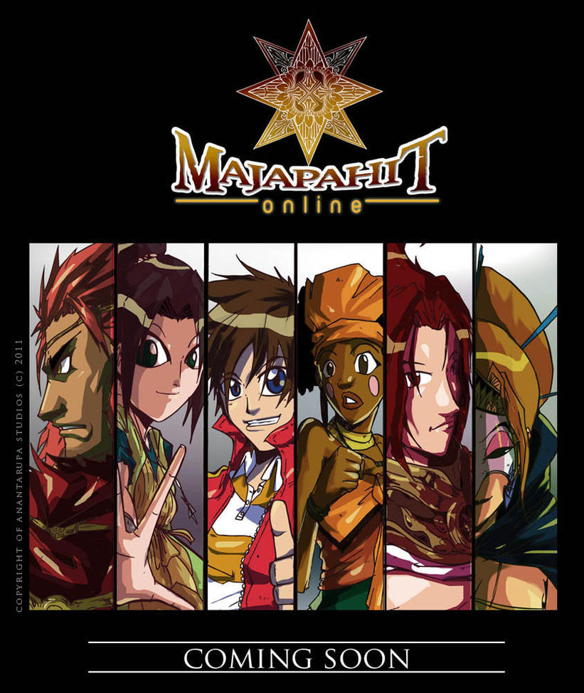 Majapahit Online Promo Poster by HNDRNT26