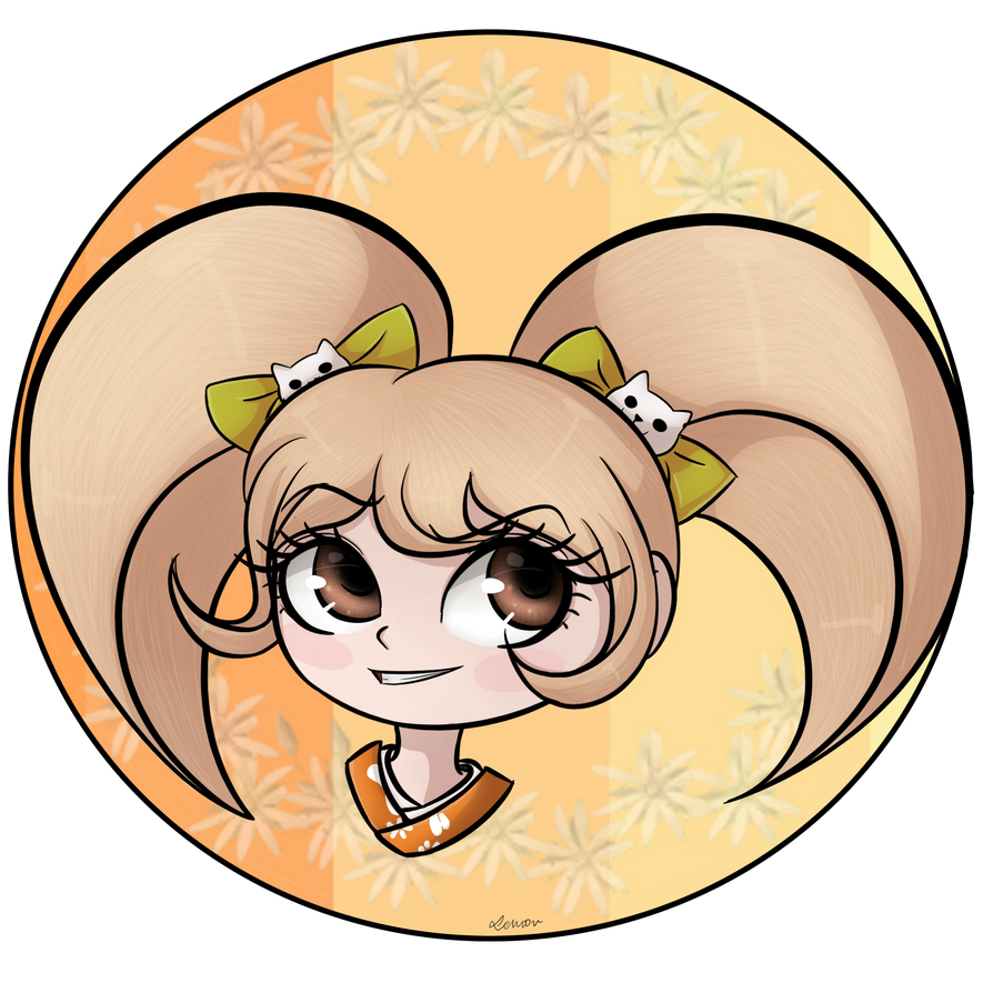 Hiyoko Saionji Icon by CytrynkaLemon
