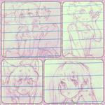 School Doodles Dump 1