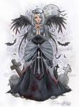 The dark priestess